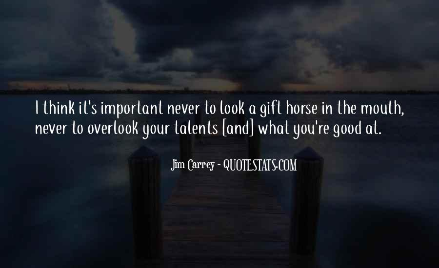 To Look Good Quotes #64998