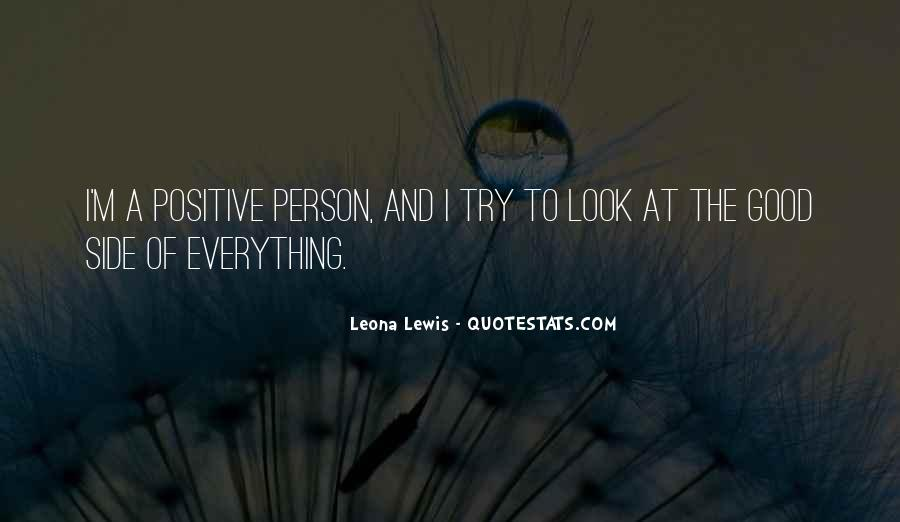 To Look Good Quotes #67998