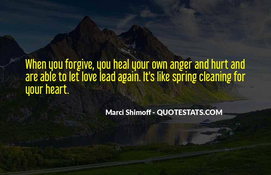 To Love And Get Hurt Quotes #112042