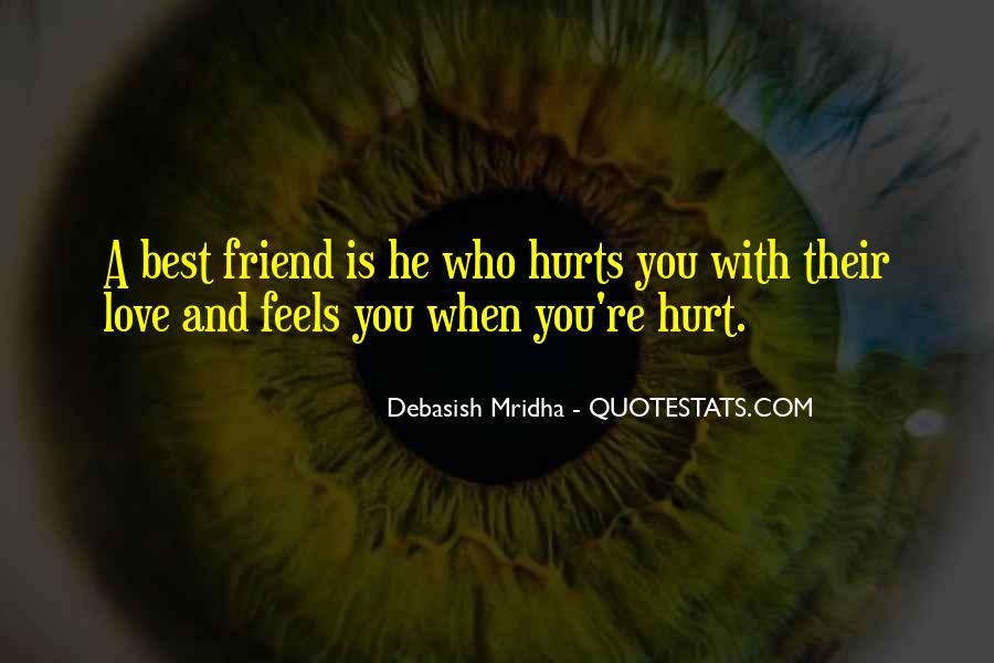 To Love And Get Hurt Quotes #71016
