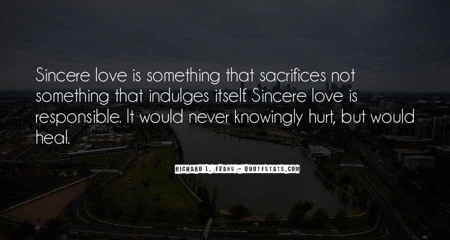 To Love And Get Hurt Quotes #79993