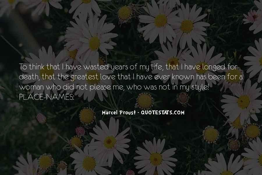 To Love Of My Life Quotes #156177