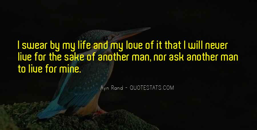 To Love Of My Life Quotes #60296