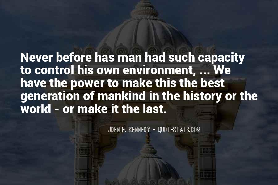To Make History Quotes #246640