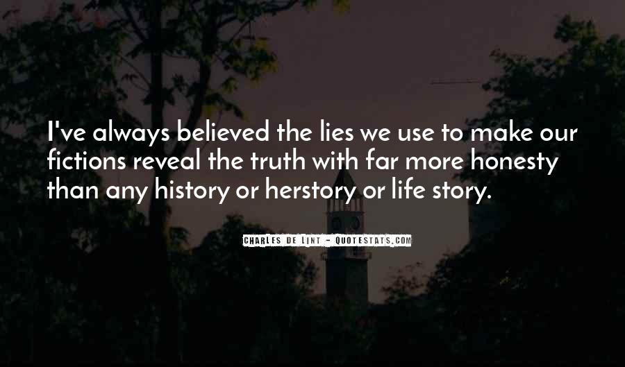 To Make History Quotes #266288