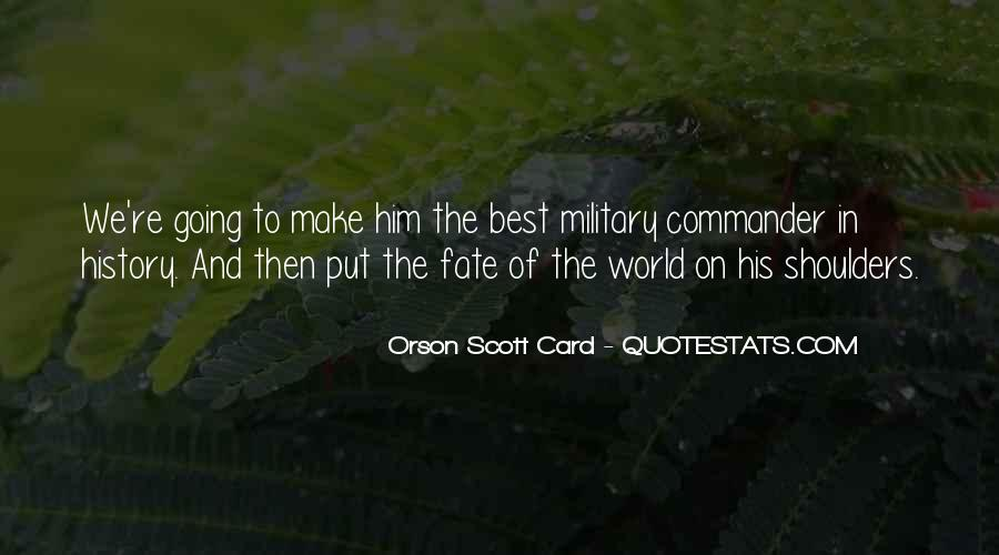 To Make History Quotes #295702