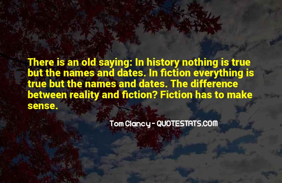 To Make History Quotes #68591