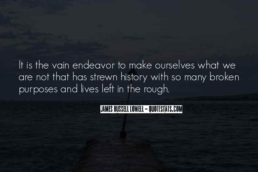 To Make History Quotes #76580