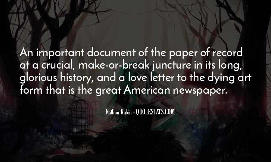 To Make History Quotes #77334
