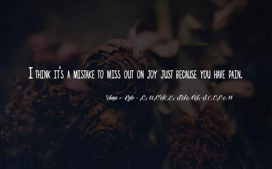 To Miss You Quotes #114252
