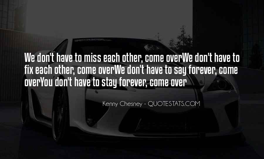 To Miss You Quotes #119792