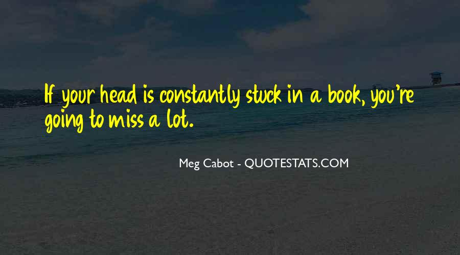 To Miss You Quotes #33081
