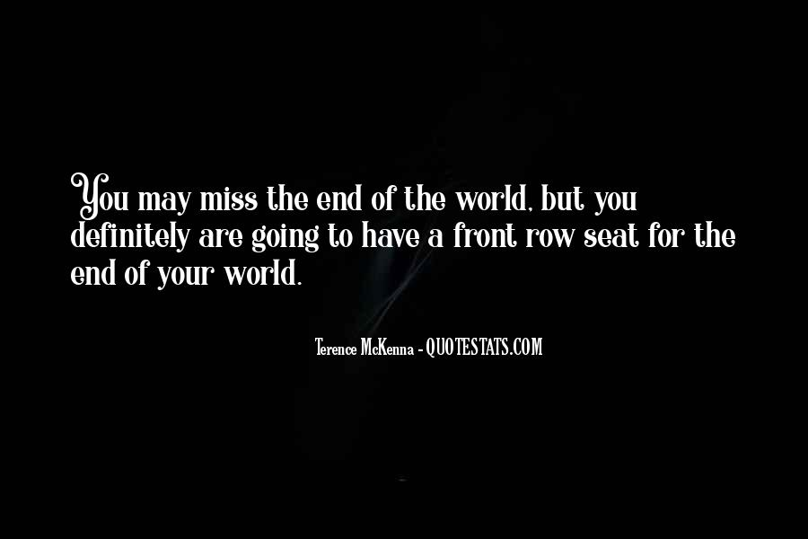 To Miss You Quotes #5854