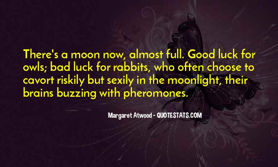 To The Moon Quotes #11644