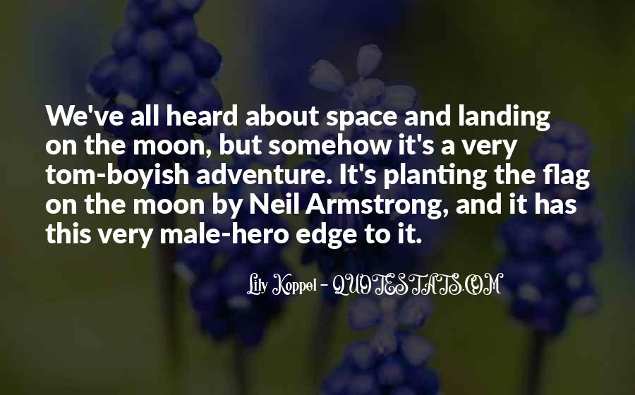 To The Moon Quotes #44865