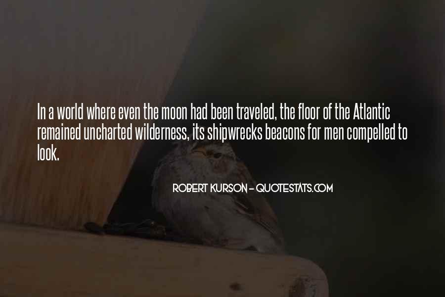 To The Moon Quotes #46601