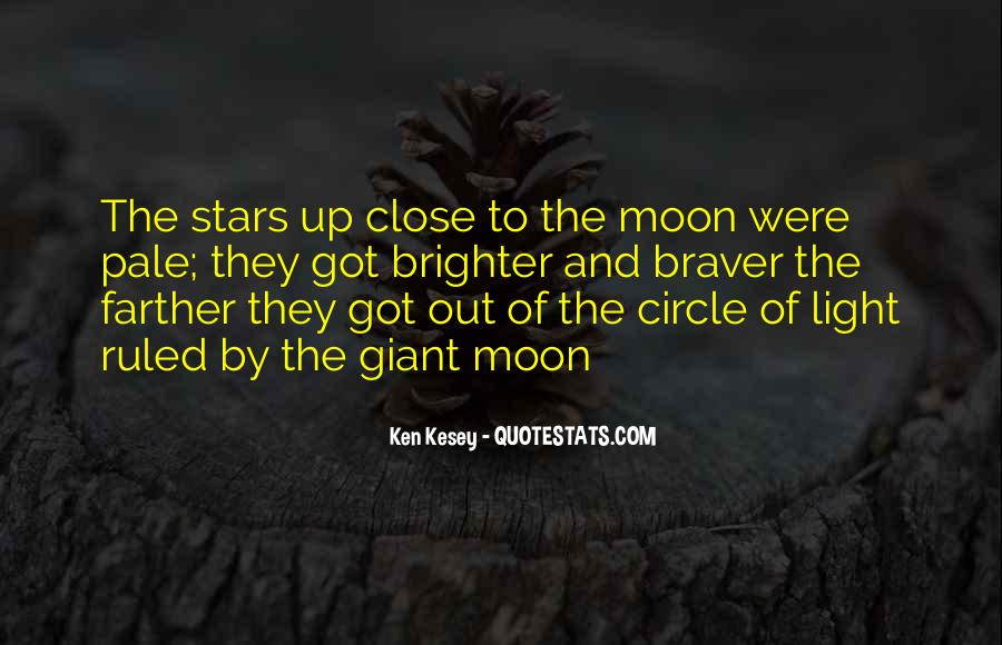 To The Moon Quotes #50170