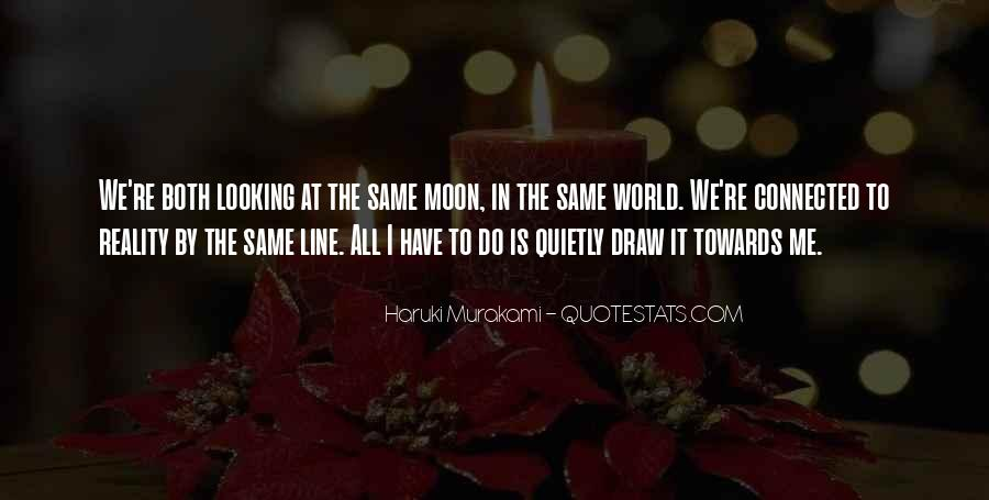 To The Moon Quotes #5147