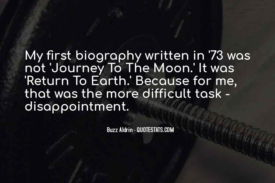To The Moon Quotes #54701