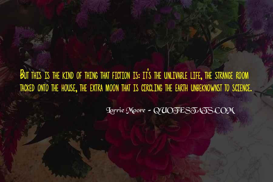 To The Moon Quotes #56990