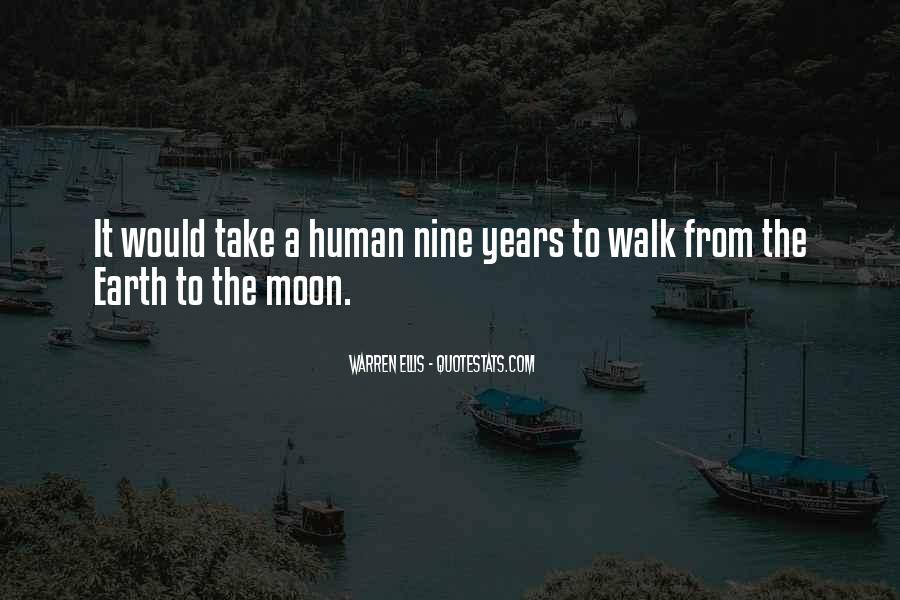 To The Moon Quotes #70173