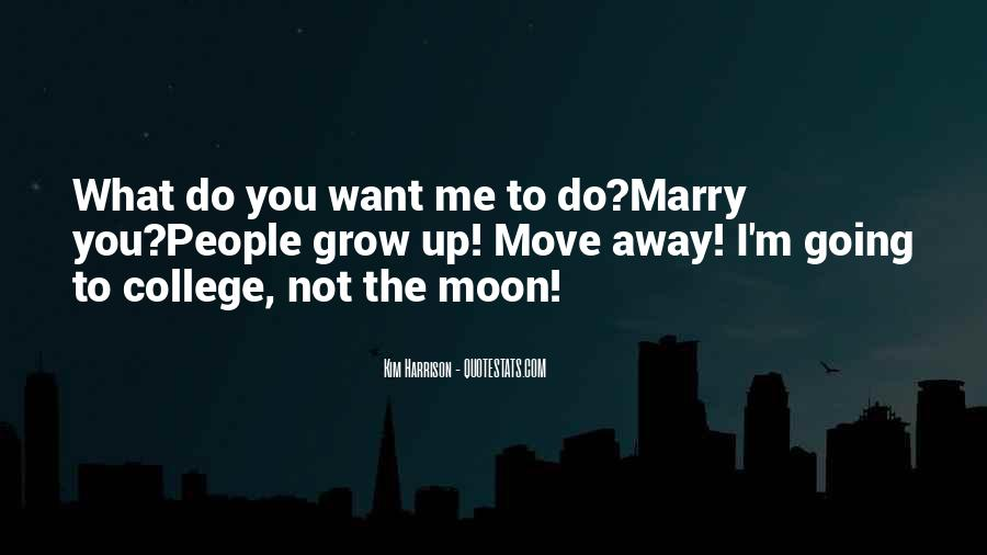 To The Moon Quotes #80267