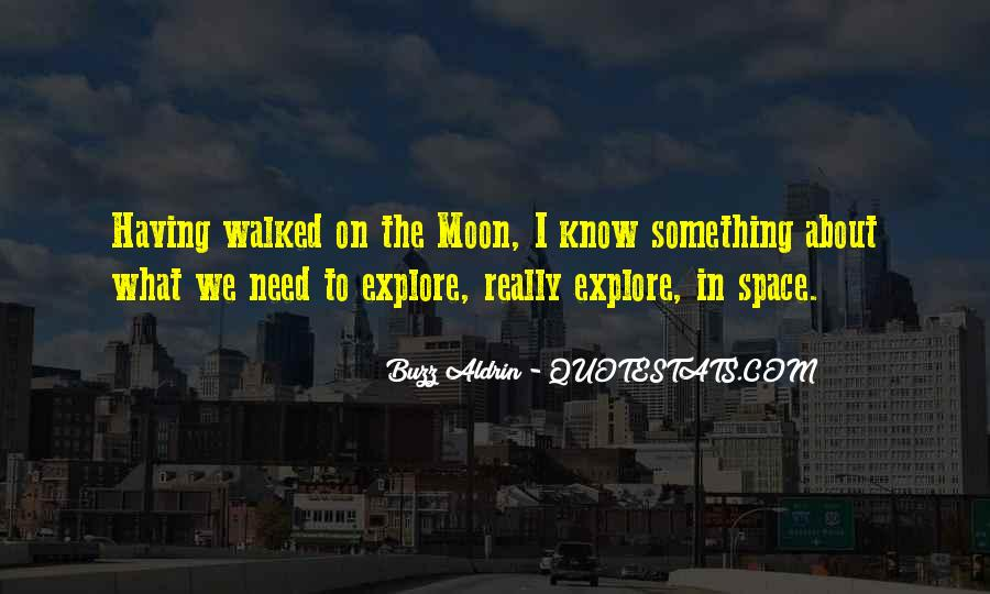 To The Moon Quotes #84318