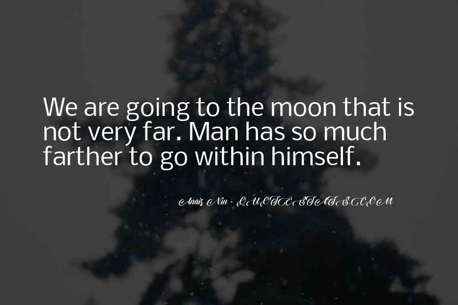 To The Moon Quotes #87209