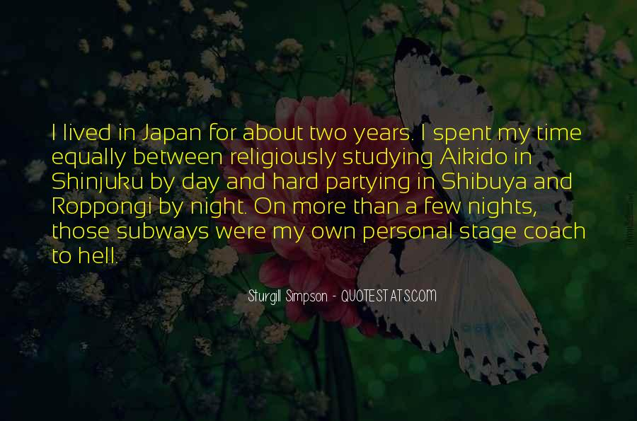 To Those Nights Quotes #1117690