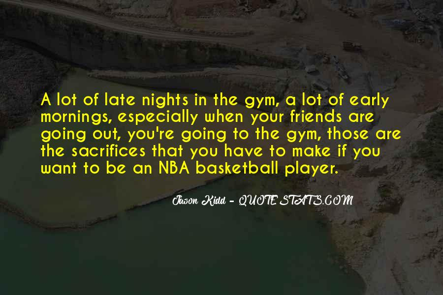 To Those Nights Quotes #1262170