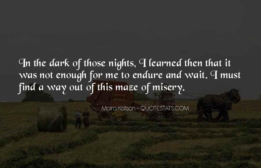 To Those Nights Quotes #134853