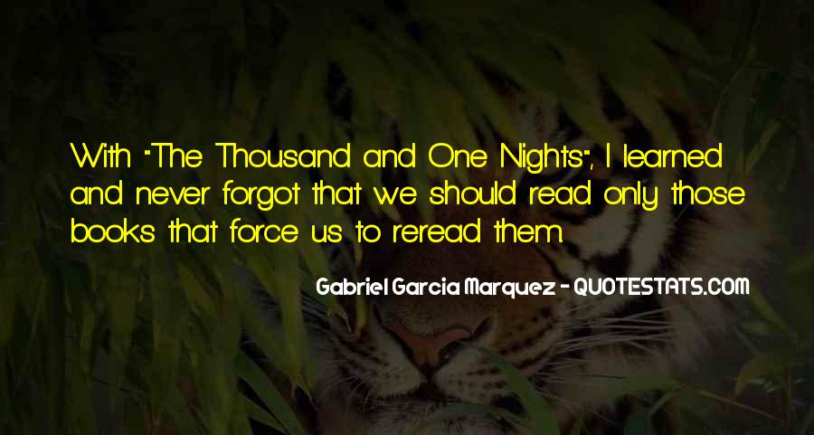 To Those Nights Quotes #1606984