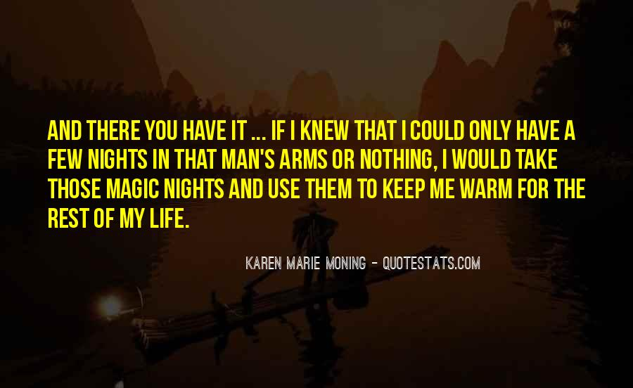 To Those Nights Quotes #1687232