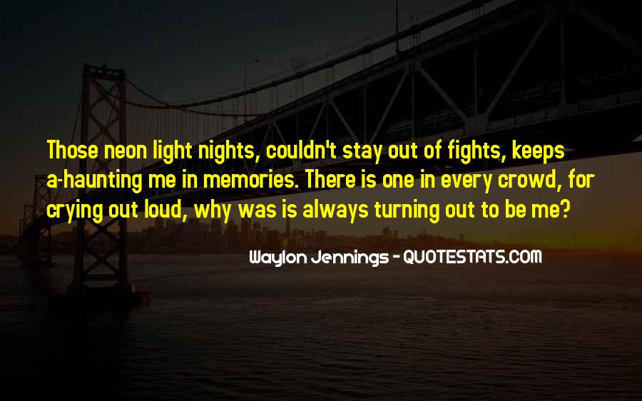 To Those Nights Quotes #678704