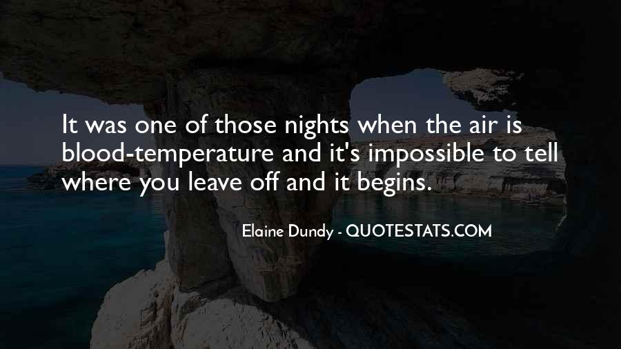 To Those Nights Quotes #695485