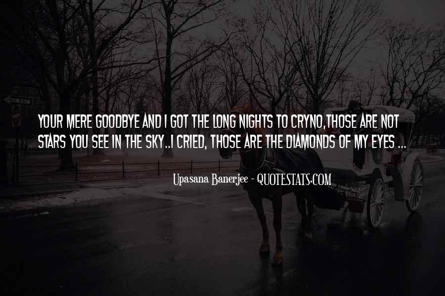 To Those Nights Quotes #867707
