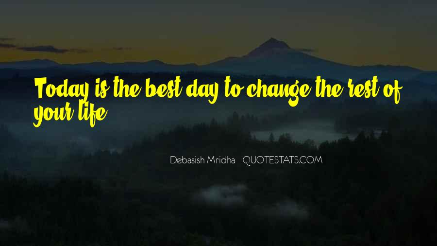 Today Best Inspirational Quotes #1011552