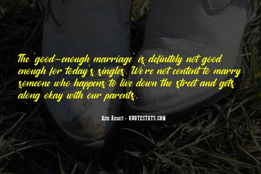 Today I Marry Quotes #1765192