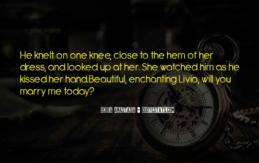 Today I Marry Quotes #1780328