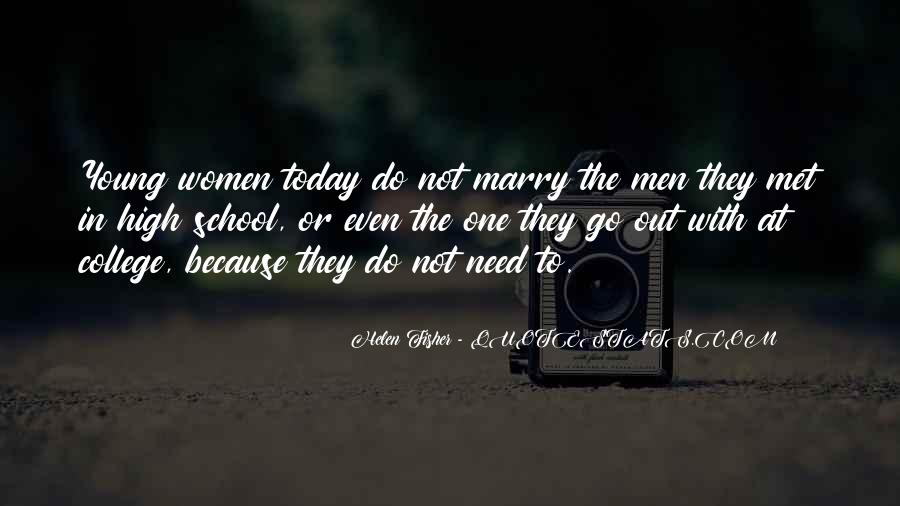 Today I Marry Quotes #619689