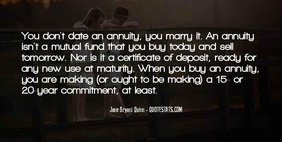 Today I Marry Quotes #902813