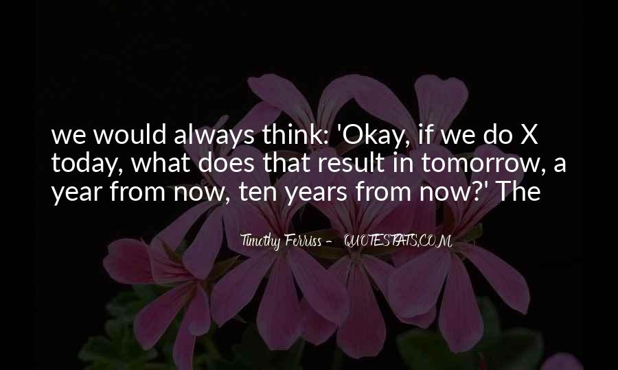 Today I Will A Year Of Quotes #93403