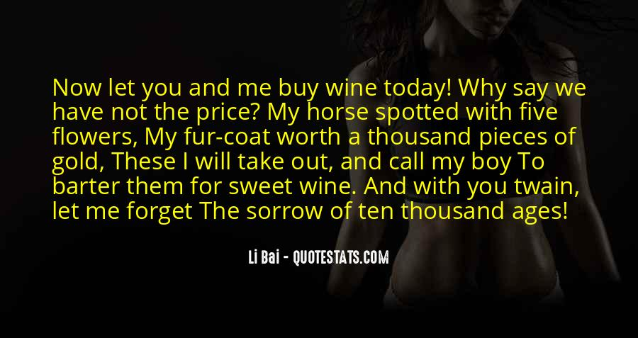 Today I Will Quotes #131046