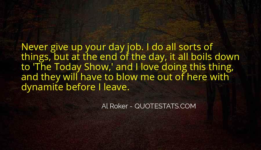 Today I Will Quotes #15860