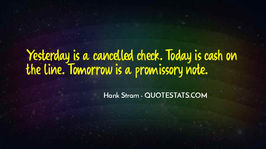 Today Is Cancelled Quotes #1106394