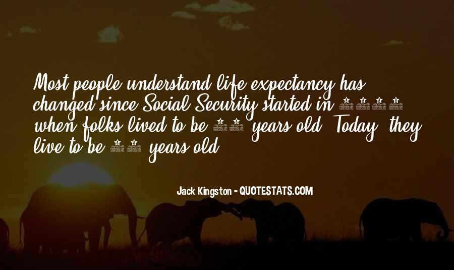 Today My Life Changed Quotes #58013