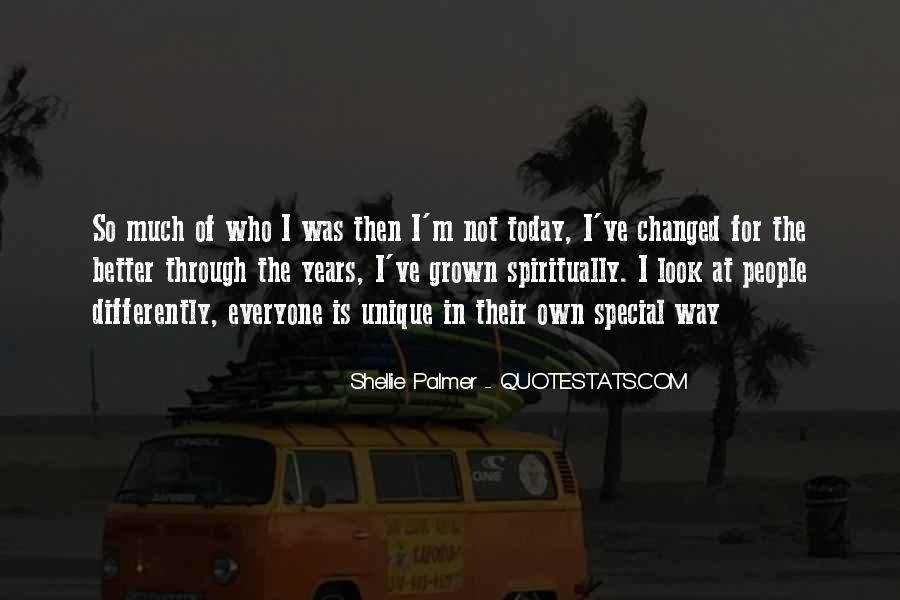 Today My Life Changed Quotes #607419