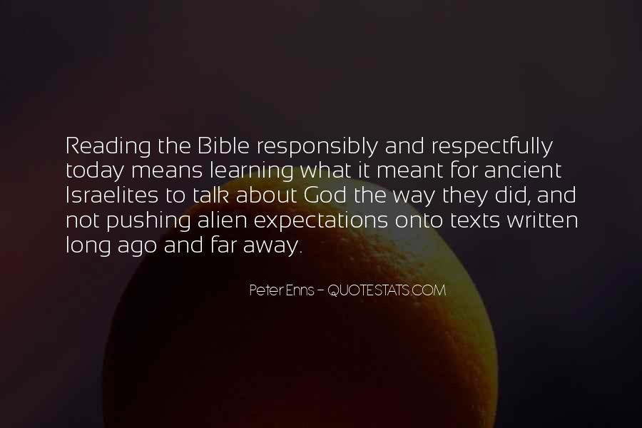 Today's Bible Quotes #1827124