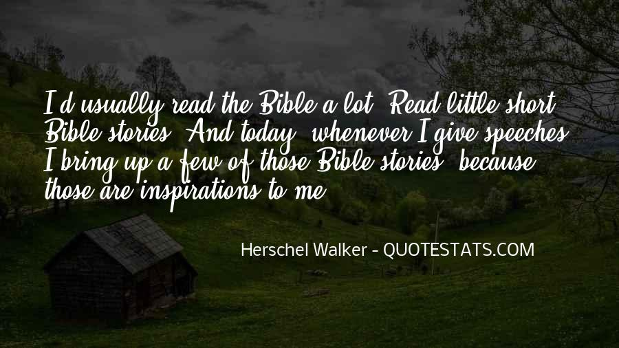Today's Bible Quotes #696144
