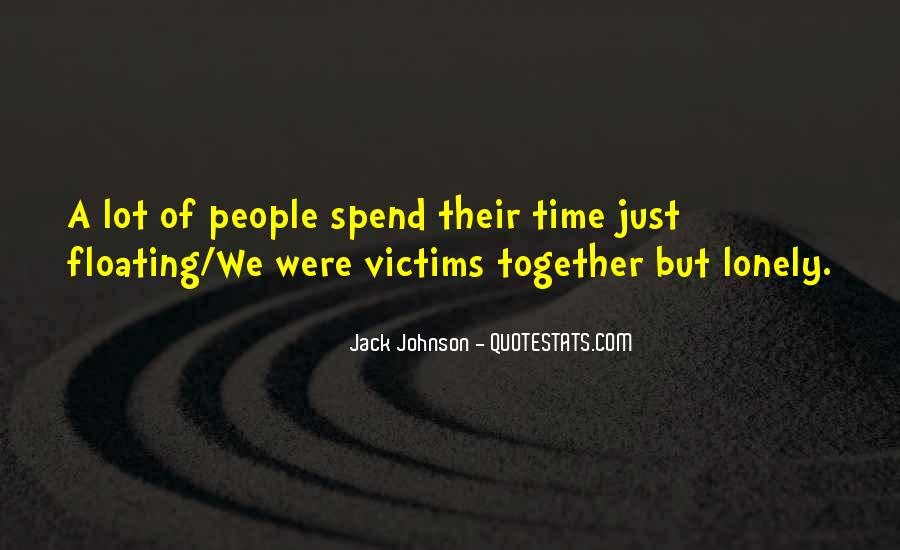 Together But Lonely Quotes #1071328